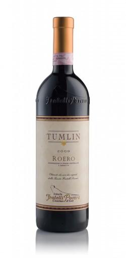 """Roero DOCG """"Tumlin"""" - Cantine Povero - červené italské víno"""